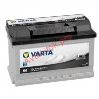 Аккумулятор Varta BLACK Dynamic 70Ah