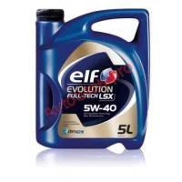 ELF EVOLUTION FULLTECH LSX 5л