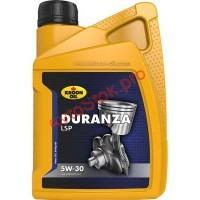 Моторное масло KROON OIL Duranza LSP 5W-30 синтетическое для автомобилей Ford с сажевыми фильтрами 1л.KL 34202