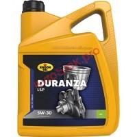 Моторное масло KROON OIL Duranza LSP 5W-30 синтетическое для автомобилей Ford с сажевыми фильтрами 5л KL 34203