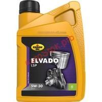 Моторное масло KROON OIL Elvado LSP 5W-30 синтетическое для автомобилей с сажевыми фильтрами 1л. KL 33482