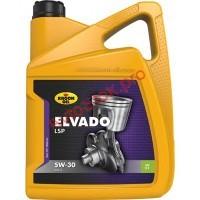 Моторное масло KROON OIL Elvado LSP 5W-30 синтетическое для автомобилей с сажевыми фильтрами 5л. KL 33495