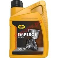 Полусинтетическое моторное масло Kroon Oil Emperol Diesel 10W-40 1л