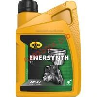 Моторное масло KROON OIL Enersynth FE 0W-20 низкой вязкости синтетическое дизельное 1л.KL 34337