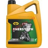 Моторное масло KROON OIL Enersynth FE 0W-20 низкой вязкости синтетическое дизельное 5л. KL 34338