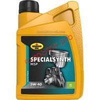 Моторное масло Kroon-Oil Specialsynth MSP 5W-40 1 литр