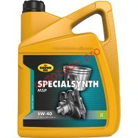 Моторное масло Kroon-Oil Specialsynth MSP 5W-40 5 литров