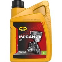 Синтетическое моторное масло Kroon Oil Meganza LSP 5W-30 1л KL 33892