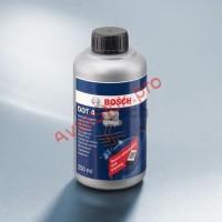 Тормозная жидкость Bosch DOT4 0,25л