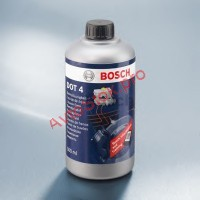 Тормозная жидкость Bosch DOT4 0,5л