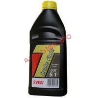 Жидкость тормозная TRW DOT5.1 1л.