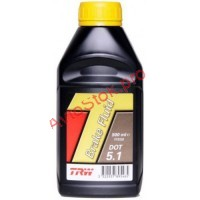 Жидкость тормозная TRW DOT5.1 0.5л