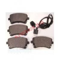 Колодки тормозные задние T5/A4 (c датчиком) Интернет-магазин запчастей AVTOSTOK.PRO (АВТОСТОК.ПРО)