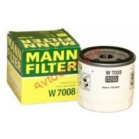 MANN-FILTER W7008 Фильтр масляный