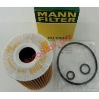 MANN-FILTER HU 7008 Z Фильтр масляный MANN