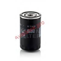Масляный фильтр MANN W719/30