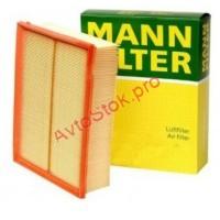 MANN-FILTER C 2420 Повітряний фільтр