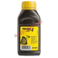 Тормозная жидкость DOT4 TEXTAR 0,25л