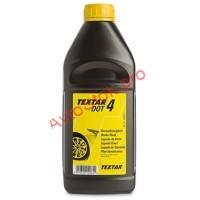 Тормозная жидкость DOT4 TEXTAR 1л