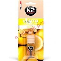 Освежитель воздуха салона 8 мл лимон VENTO Интернет-магазин запчастей AVTOSTOK.PRO (АВТОСТОК.ПРО)