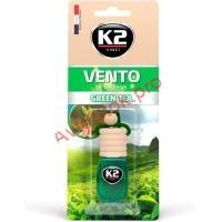 Освежитель воздуха салона 8 мл зеленый чай VENTO Интернет-магазин запчастей AVTOSTOK.PRO (АВТОСТОК.ПРО)