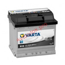 Аккумулятор Varta BLACK Dynamic 45Ah
