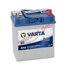 Аккумулятор VARTA BLUE Dynamic 40Ah