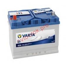 Аккумулятор VARTA BLUE Dynamic 70Ah