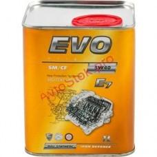 EVO Е7 5W-40 1 литр Интернет-магазин запчастей AVTOSTOK.PRO (АВТОСТОК.ПРО)