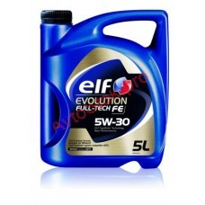 ELF EVOLUTION FULLTECH FE 5W30 5л