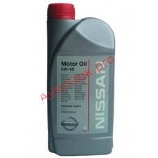 Motor Oil 5W-40 1л
