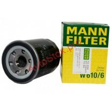 MANN-FILTER W 610/6 Фильтр масляный