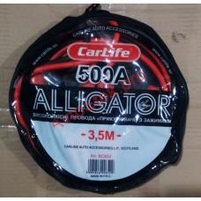 CarLife BC652 - Провода прикуривания 500А 3,5 м